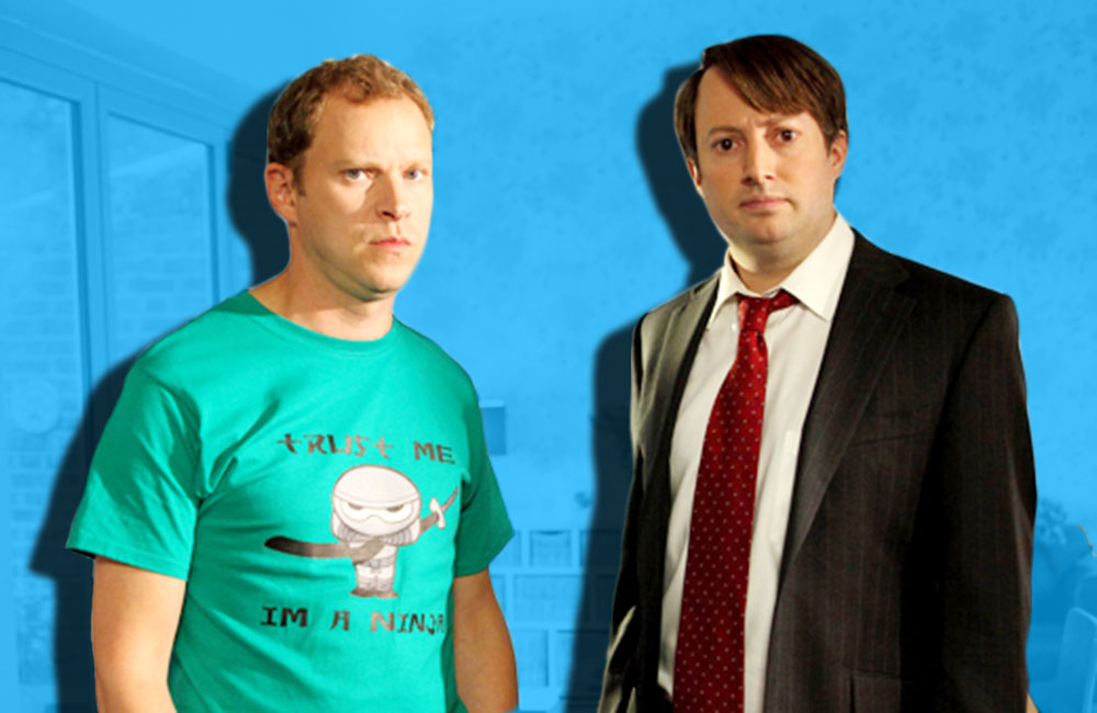 Quiz: Who said these classic Peep Show quotes – Mark or Jeremy?